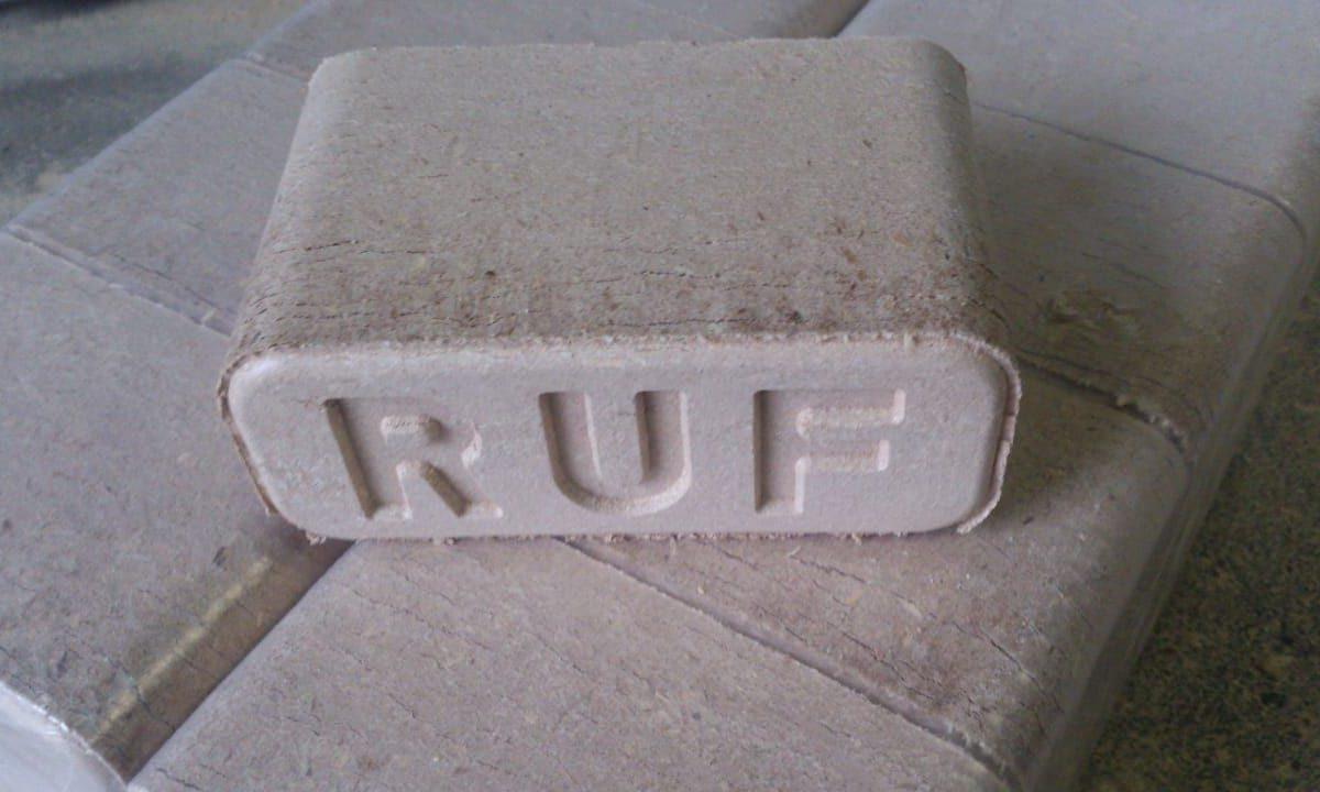 Производство брикетов RUF